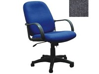 Managerial Armchair (Gray) CG-012T