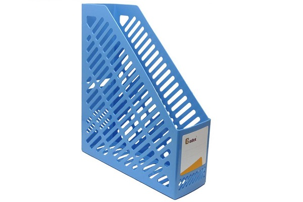 GODEX Magazine Organizer -Light Blue GX-1018LB
